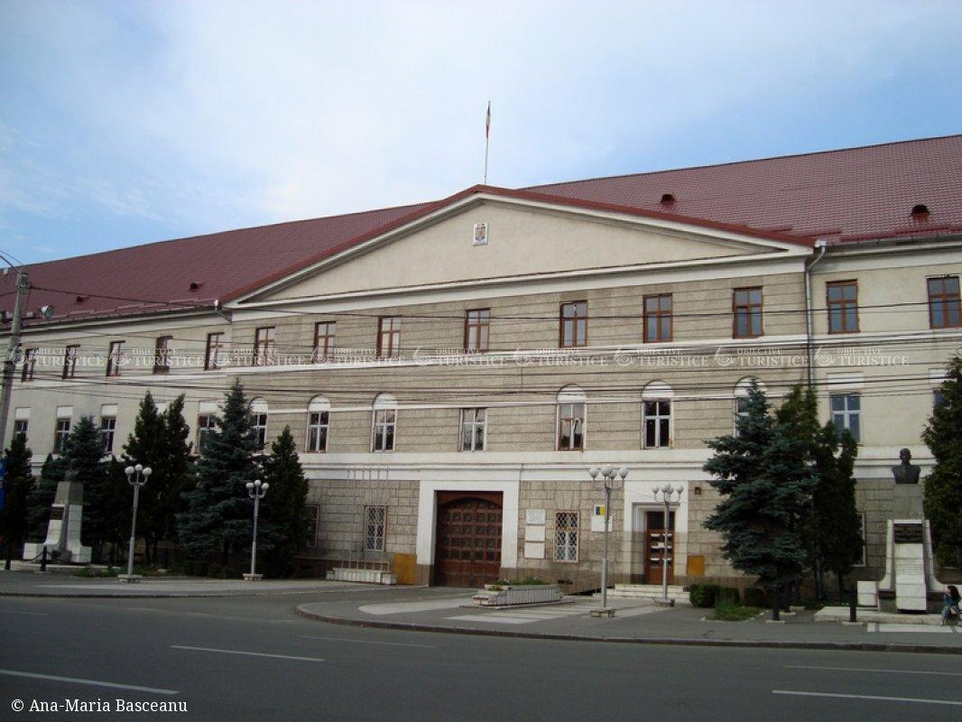 Cladirea Comandamentului armatei a IV-a Transilvania