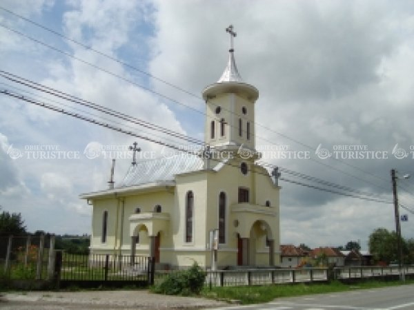 Biserica greco-catolica din Borod