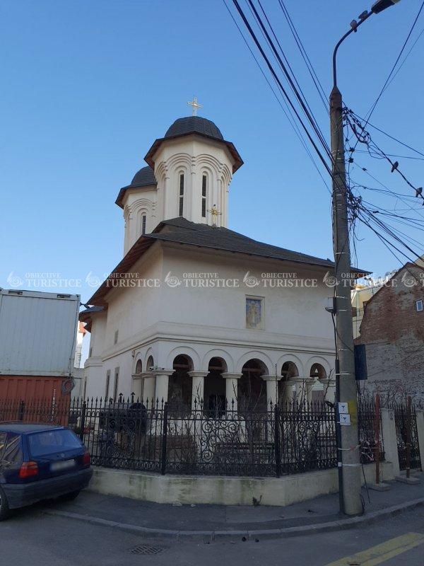 Biserica Udricani - Sf. Nicolae