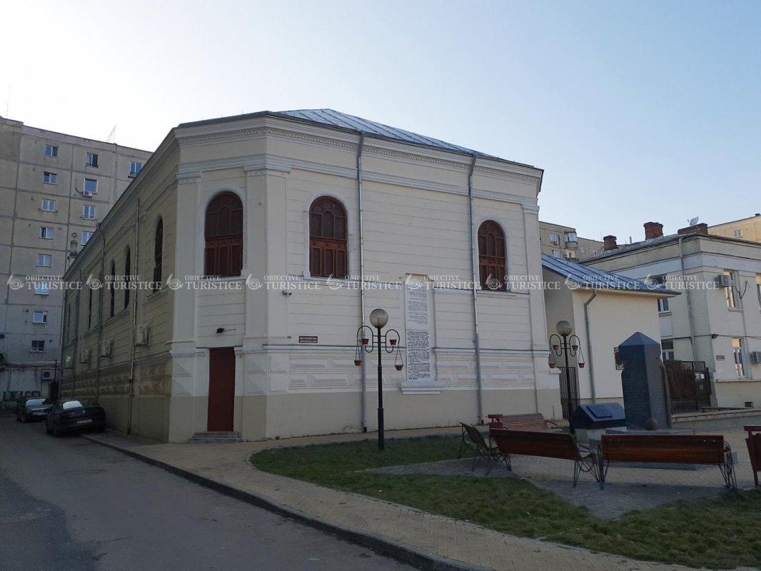 Sinagoga Mare și Muzeul Holocaustului