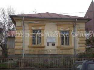 Casa Memoriala George Bacovia
