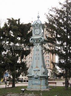 Ceasul din centrul