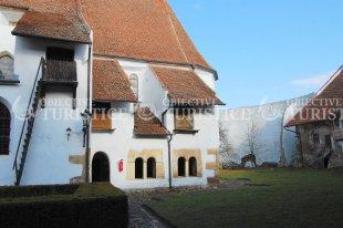 Biserica- cetate Harman