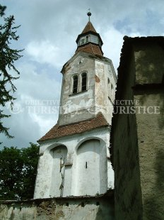 Biserica Fortificata din satul Viscri