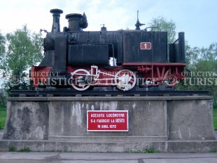 Muzeul Locomotivelor cu Abur