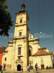 Manastirea si Biserica Franciscanilor