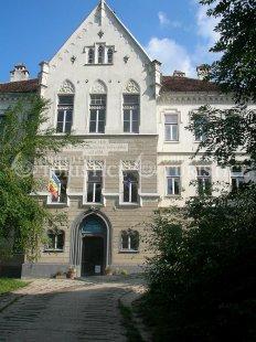 Scoala din deal - Liceul Romano-German Joseph Haltrich