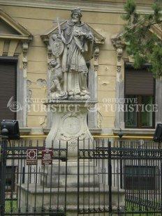 Statuia Sfantului Ioan Nepomuk
