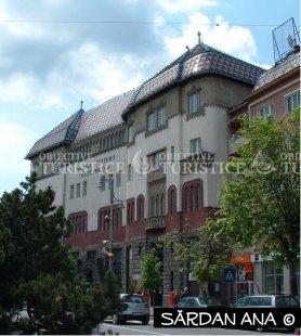 Palatul Culturii - Filarmonica, Biblioteca, Muzeul de arta
