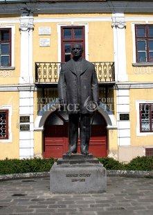 Statuia lui Bernady Gyorgy