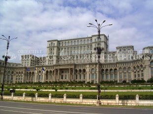 Palatul Parlamentului - Casa Poporului