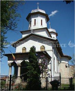 Biserica Buna Vestire - Greci