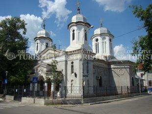 Biserica Precupetii Vechi - Biserica Tuturor Sfintilor