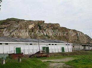Ruinele castrului Arrubium