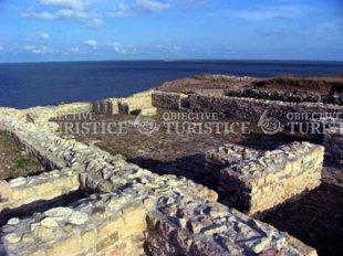 Ruinele cetatii Argamum