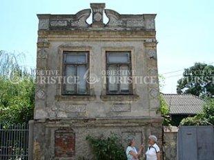 Casa in care a locuit Jean Bart