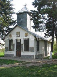 Biserica cu dublu hram Sf Imparati Constantin si Elena si Sf.Nicolae