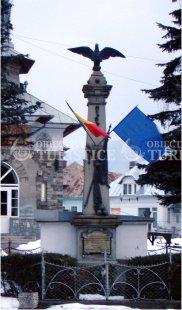 Monumentul eroilor Razboiului de Independenta