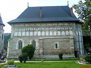 Biserica Sf. Ioan, apartine Curtii Domnesti