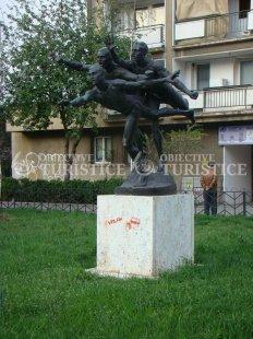 Statuia Alergatorii