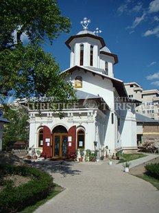 Biserica Adormirea Maicii Domnului - Mavrodolu