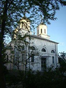 Biserica Sfantul Ilie Crangasi
