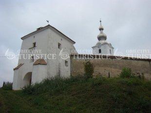 Biserica Reformata din satul Ilieni