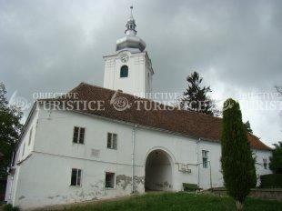 Biserica Reformata din Cetate