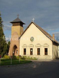 Biserica Catolica din Targu Secuiesc