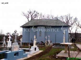 Biserica ortodoxa de lemn Sf. Mihail si Gavril