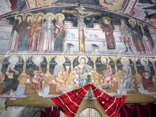 Biserica ortodoxa - satul Oltet