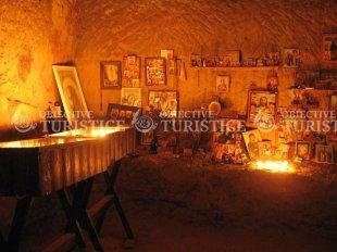 Manastirea rupestra