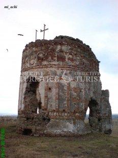 Ruine bisericii Sfanta Paraschiva