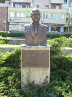 Statuia lui Grigore Procopiu