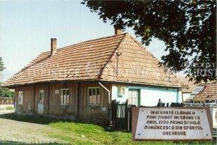 Prima scoala romaneasca din Sf. Gheorghe