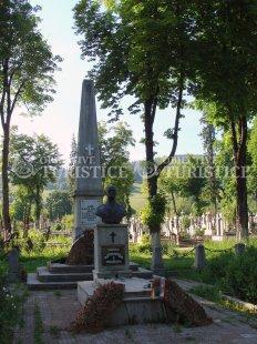 Mormantul Generalului Nicolae Dascalescu