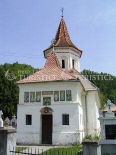 Biserica Sf. Cuv. Paraschiva - sat Simon