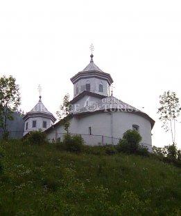Biserica Adormirea Maicii Domnului - sat Moeciu de Sus