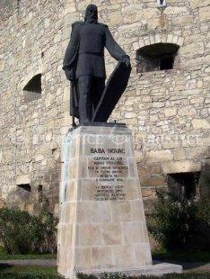 Statuia lui Baba Novac