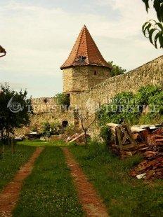 Turnul ocotogonal (Cetatea Sebesului)