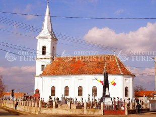 Biserica ortodoxa - sat Hurez