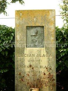 Mormantul lui Lucian Blaga