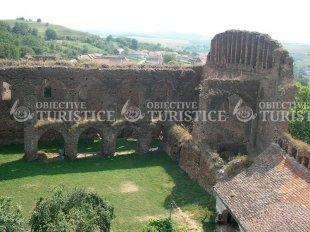 Cetatea taraneasca din Slimnic
