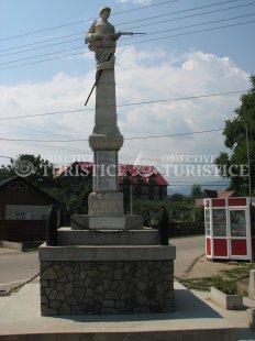 Monumentul Eroilor din Homoraciu