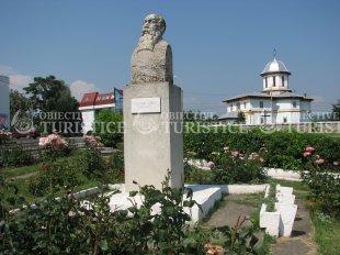 Bust Nicolae Iorga