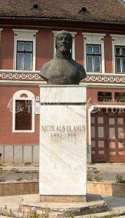 Bustul lui Nicolae Olahus
