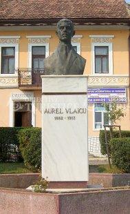Bustul lui Aurel Vlaicu