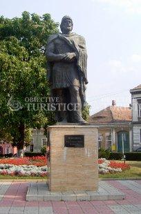 Statuia lui Burebista
