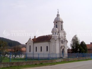 Biserica Unita - Joseni