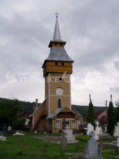 Biserica Ortodoxa Suseni - Monument